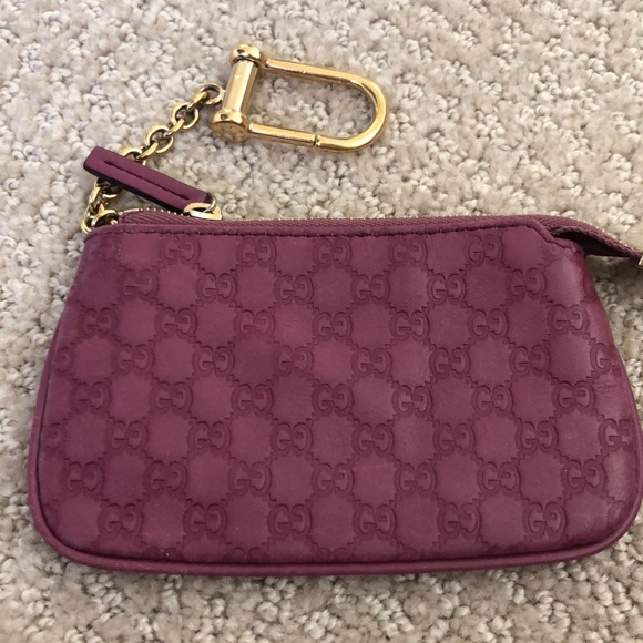 c00f43d66ee Gucci Accessories - Authentic Gucci keyring and card case